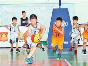 中国小篮球联赛广东珠海赛区落下帷幕 五支冠军队伍晋级省决赛