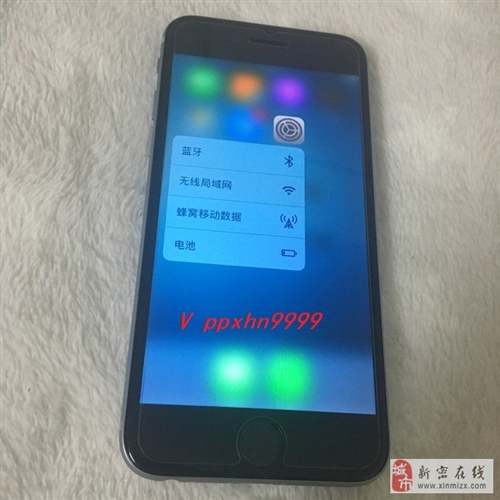 原装苹果6s128g国行iPhone6s黑色深