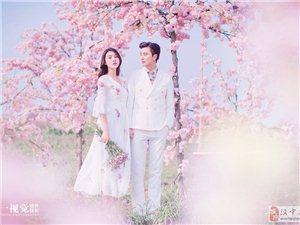 【汉中唯一视觉】——2018花海婚纱照这样拍
