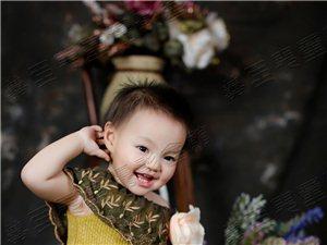 儿童摄影活动特惠599底片全送
