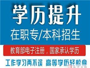 修大专学历,修本科学历,郑州多兴学历教育报名站