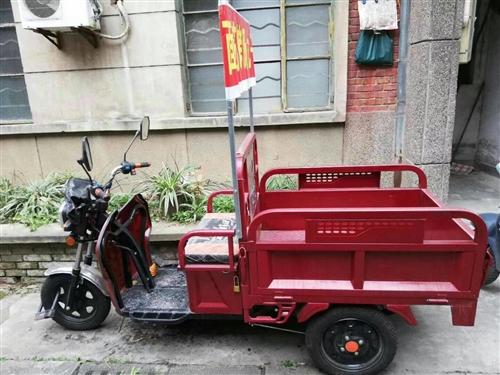 上海永久电三轮:购买三个月九成新,总里程10公里不到。因本人着急出门打工,诚意低价转让
