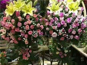 玖玖花艺3月25号开业啦!