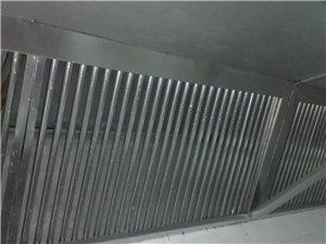 新密单位食堂/学校/酒店烟道烟罩风机净化器清洗