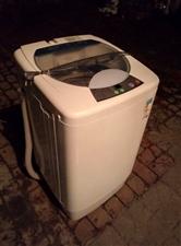 海尔波轮全自动洗衣机,5公斤小神童,全塑外壳,成色新,没修过,绝对二手精品,想买的请速度下单,博兴火...