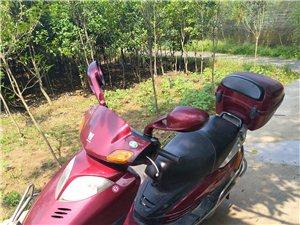 豪爵摩托车  hj125-9c
